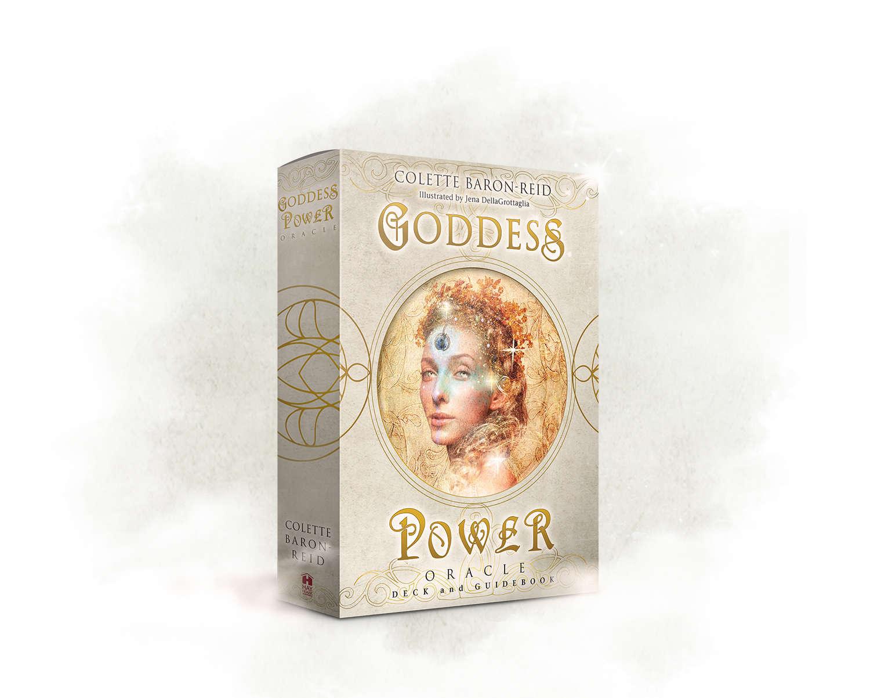 Goddess Power Quiz - Colette Baron-Reid   Oracle Queen